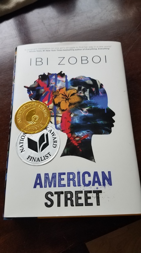 Black History Month Book Report #2: American Street by IbiZoboi